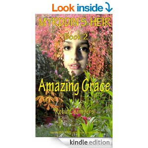 Amazing Grace by Robin Chambers